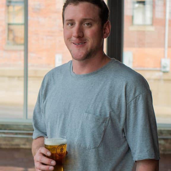 Joel Cummings - Head Brewer