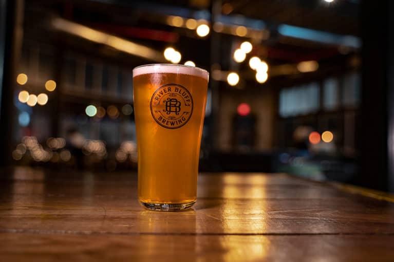 Beers: Sandy Dunes Saison